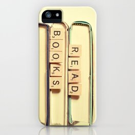 Read Books iPhone Case