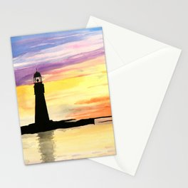 A Light in the Dark Stationery Cards
