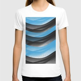 Black Blue T-shirt