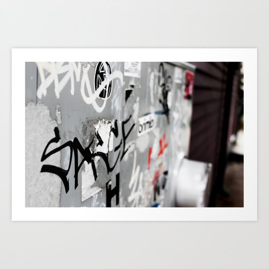 (Untitled) Art Print