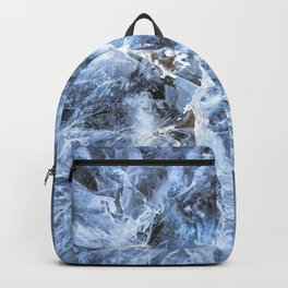 Cracked Ice agate 3272 Backpack