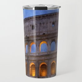 Colosseum, Rome Travel Mug