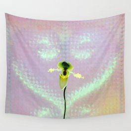 Misty Love Wall Tapestry
