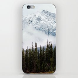 Adventure Mountain iPhone Skin