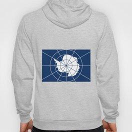 Flag of Antarctica Hoody