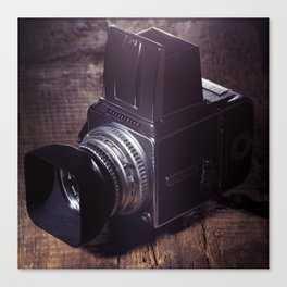 Camera Love: Hasselblad Canvas Print