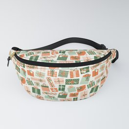 Christmas Presents Fanny Pack