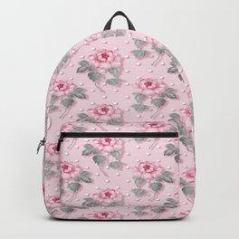 Shabby Rose Backpack