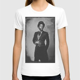 Boogie Horror: 1800's - Black and White T-shirt