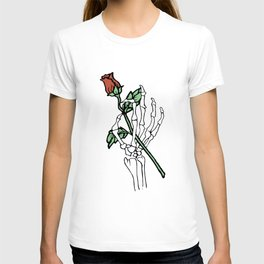 Death's Hand Ringer girlfriend  t-Shirts T-shirt
