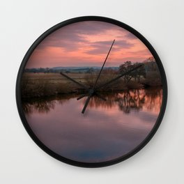 River Eamont Wall Clock