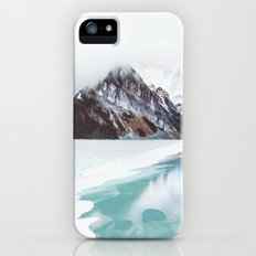 Canadian Mountains Slim Case iPhone (5, 5s)