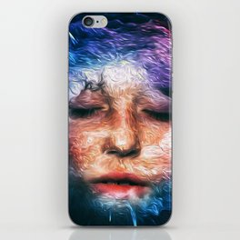 REALITY MELTED - CORE DEGRADATION 2 iPhone Skin