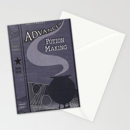 Advanced Potion Making Stationery Cards