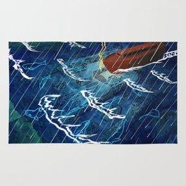 First Judgement (Noah's Ark)  Rug