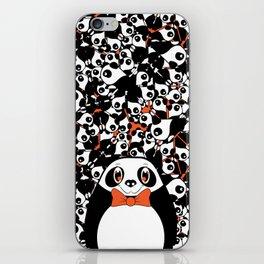 PANDA! PANDA! PANDA! iPhone Skin