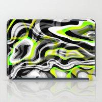 neon iPad Cases featuring Neon by Marta Olga Klara
