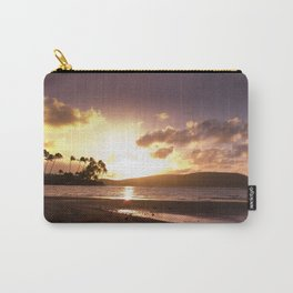 Hanauma Sunrise Panorama Carry-All Pouch