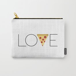 Love = Pizza Carry-All Pouch