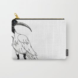 Thoth the Ibis Carry-All Pouch