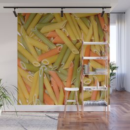 Plate of Pasta Wall Mural