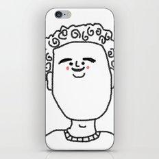 Harry Baby iPhone & iPod Skin