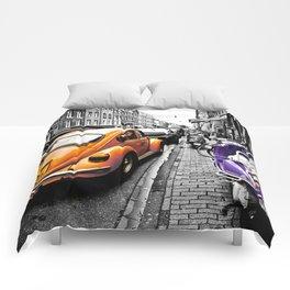 Pop Art Vintage! Comforters