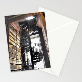 Bibliotheca Stationery Cards