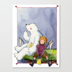 Star Catchers Canvas Print