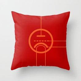 electro_001 Throw Pillow