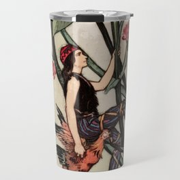 Jack and the Beanstalk Travel Mug