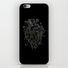 Gaming Control Tools | Heart iPhone Skin