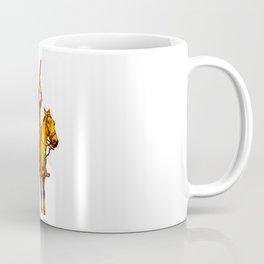 Horse Musket Soldier Coffee Mug