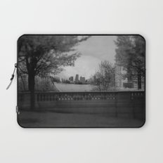 Hatching the Gate Laptop Sleeve
