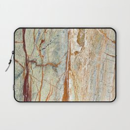 Colorful Textured Granite Laptop Sleeve
