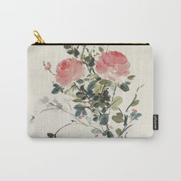 Roses in love. Carry-All Pouch