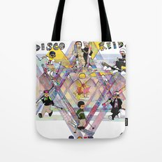 Disco & Reid's 2013 Annual CO ski adventure feat Nate Tote Bag