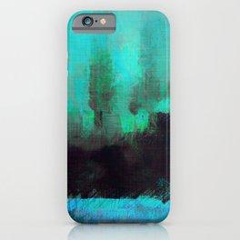 Lysergic Horizon iPhone Case