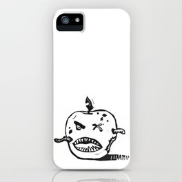 A Bad Apple iPhone Case