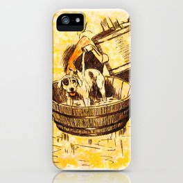 Dogs Large and Small, Ideal for Dog Lovers (22) iPhone Case