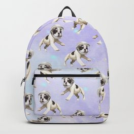 Pastel Space Pups Backpack