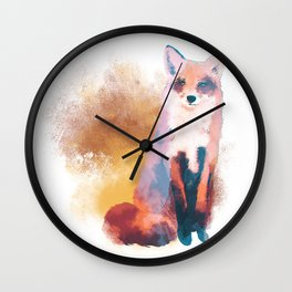 Ready for the journey Wall Clock