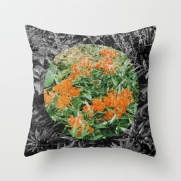 High Line Sunshine Throw Pillow