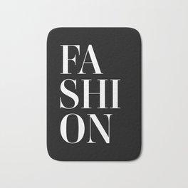 Fashion Bath Mat