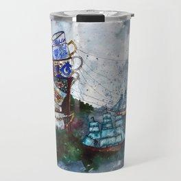 I want my afternoontea Travel Mug