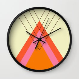 Iglu Sixties Wall Clock