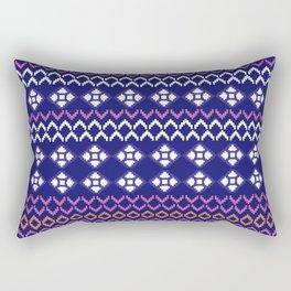 Beautiful Aztec Inspired Luxury Folk Collection 2016 Rectangular Pillow