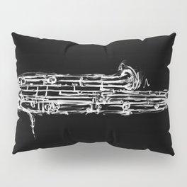 Contrabassoon Pillow Sham