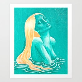 Benign Art Print