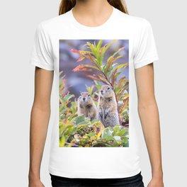 Autumn Picnic T-shirt